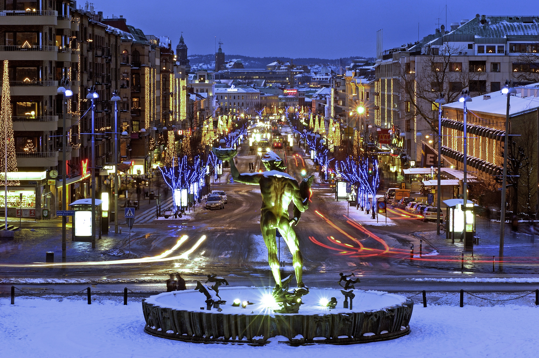 City of love göteborg
